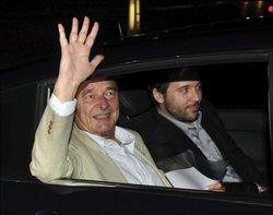 Chirac : du jamais vu pour la presse internationale