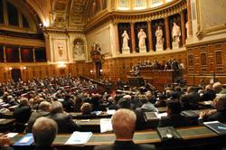 Taxe professionnelle : le Sénat adopte et modifie