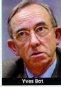 Yves Bot nommé avocat général à la Cour de justice des communautés européennes