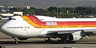 Iberia entre dans le rouge, plombée par le prix du carburant