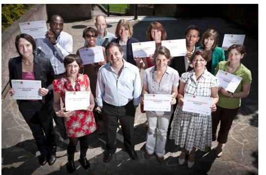 Dix entrepreneurs de l'économie sociale et solidaire deviennent lauréats du concours CréaRîF Entreprendre autrement 2012