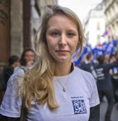 M. Maréchal-Le Pen probablement gagnante en cas de triangulaire