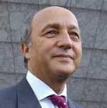 Pour défendre les couches populaires, Laurent Fabius s'est porté candidat