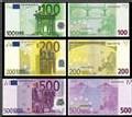 Les eurodéputés veulent des euros en billets qui soient moins 'froids'