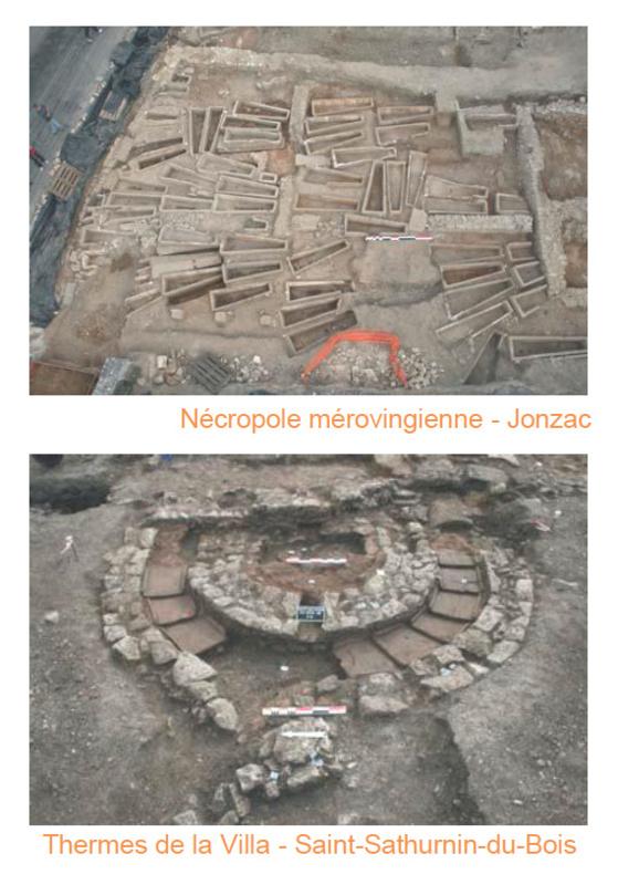 Charente-Maritime : le service départemental d'Archéologie en action