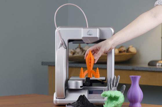 Une imprimante 3D grand public Cube®