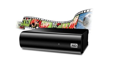 My Book AV-TV pour enregistrer instantanément films et programmes TV et en visionner d'autres en simultané
