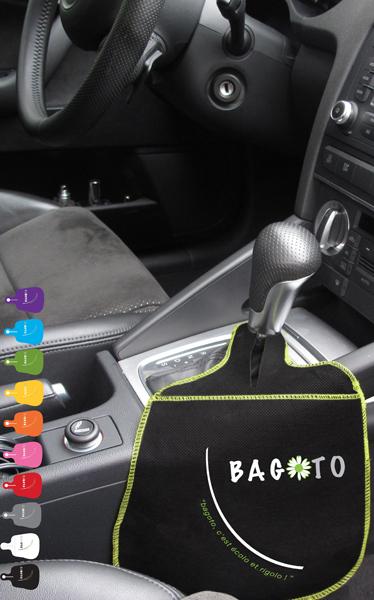 Bagoto® le 1er sac-poubelle réutilisable pour voitures