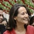 Ségolène Royal, le 22 janvier 2007, lors de l'inauguration du siège de campagne de la candidate, rue de Solférino à Paris
