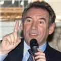 François Bayrou le 29 janvier 2007 à Nîmes