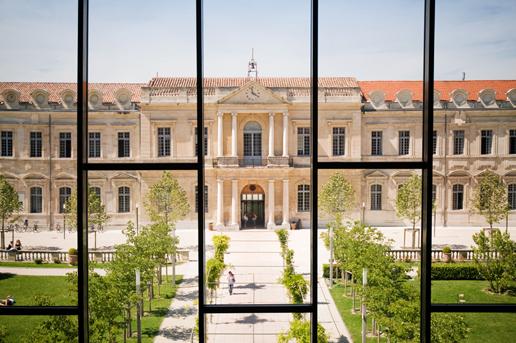 L'Université d'Avignon est classée 1ère de PACA pour la réussite de ses étudiants