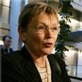Marie-George Buffet le 14 février 2007 à Strasbourg