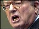Le Pen lance 'un appel solennel'