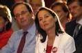 Royal et Hollande font meeting commun