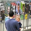 Sarkozy bien placé pour le second tour de la présidentielle …mais bataille pour la 2ème place