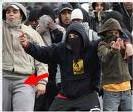 Incidents à Lyon et à Nantes