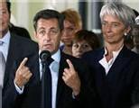 Réunion des ministres des Finances à Bruxelles : intervention exceptionnelle de Nicolas Sarkozy