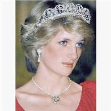 Diana : un 'éclat de lumière' … puis l'accident