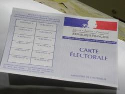 Les élections sénatoriales en septembre 2008