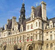 Les Amazones s'exposent à l'Hôtel de Ville de Paris