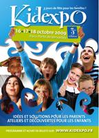 KIDEXPO 2009, 3ème édition du salon « 100 % famille »