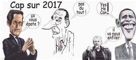 Nicolas Sarkozy atteint d'un syndrome chiraquien ?