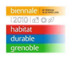 IIIème EDITION DE LA BIENNALE DE L'HABITAT DURABLE DE GRENOBLE