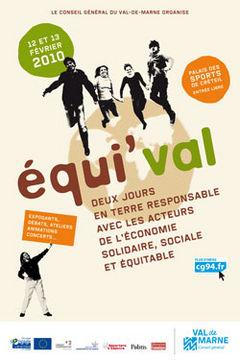 Agenda : les 12 et 13 février 2010 au Palais des Sports de Créteil le Conseil général du Val-de-Marne