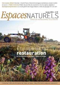Nouveau printemps pour « Espaces Naturels »