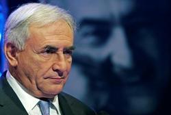 DSK en tête de sondages pour l'Elysée en 2012