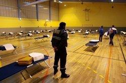 Sans-abri : la Ville de Paris ouvre ce soir un nouveau gymnase de 90 places pour protéger les personnes à la rue