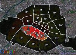 L'immobilier parisien extrêmement tendu