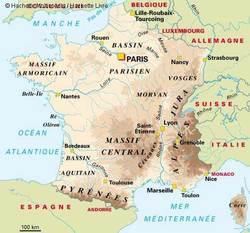 Il y a des régions très dynamiques de France... et les autres