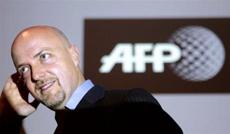 Vent d'espoir à l'AFP après le départ de son président chez France Télécom