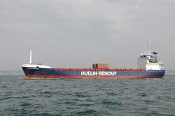 Une nouvelle ligne maritime de Fret à Cherbourg