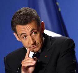 Seul un Français sur trois souhaite que Nicolas Sarkozy se représente en 2012