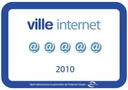 L'appel à candidatures de la douzième édition du Label «Ville Internet» est lancé