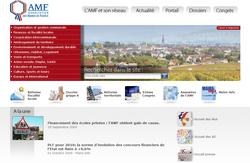 Les dispositions des lois de finances concernant les collectivités locales sur le site de l'AMF