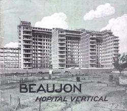 La disparition programmée de l'Hôpital Beaujon ?