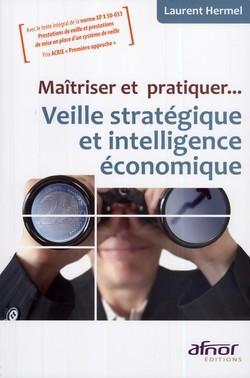Maîtriser et pratiquer... Veille stratégique et intelligence économique