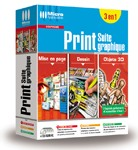 Print Suite graphique ( 4 CD-ROM )