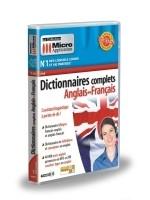 Dictionnaires complets Anglais/Français