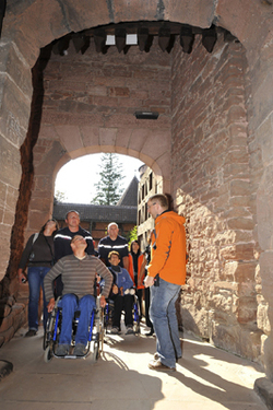Haut-Koenigsburg : « Un château pour tous » les 11 et 12 septembre 2010