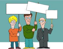 Eric Woerth et Georges Tron communiquaient mercredi les chiffres relatifs aux taux de grève au sein de la fonction publique