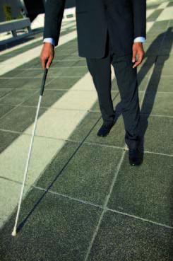 La fédération des aveugles lance un tour de France de l'accessibilité