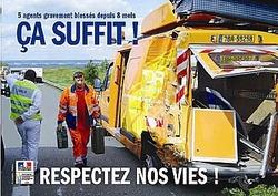 Lancement de la campagne de sensibilisation « Respectez nos VIES ! »