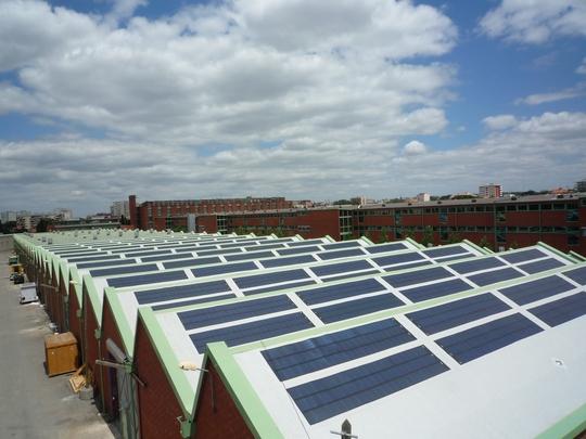 Midi-Pyrénées : la Région va équiper 54 lycées de centrales photovoltaïques