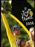 Tour de France: contrôle antidopage positif pour le vainqueur Floyd Landis