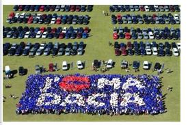 Plus de 10.000 inscrits pour les 8 ans de Dacia : le pique-nique annuel fait carton plein