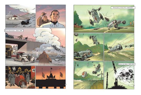 Mulhouse : du 29 juin au 30 septembre 2012, la bande dessinée s'expose à la Cité de l'Automobile